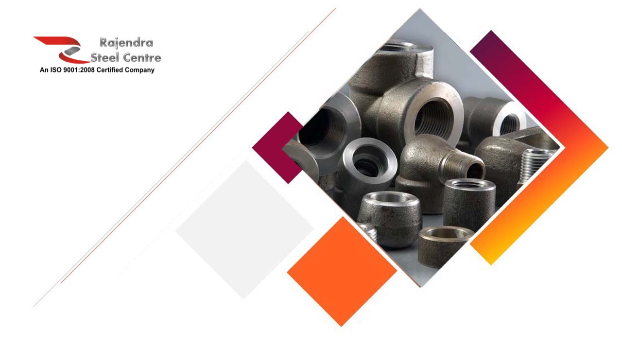 Stainless Steel Forged Fittings Manufacturer