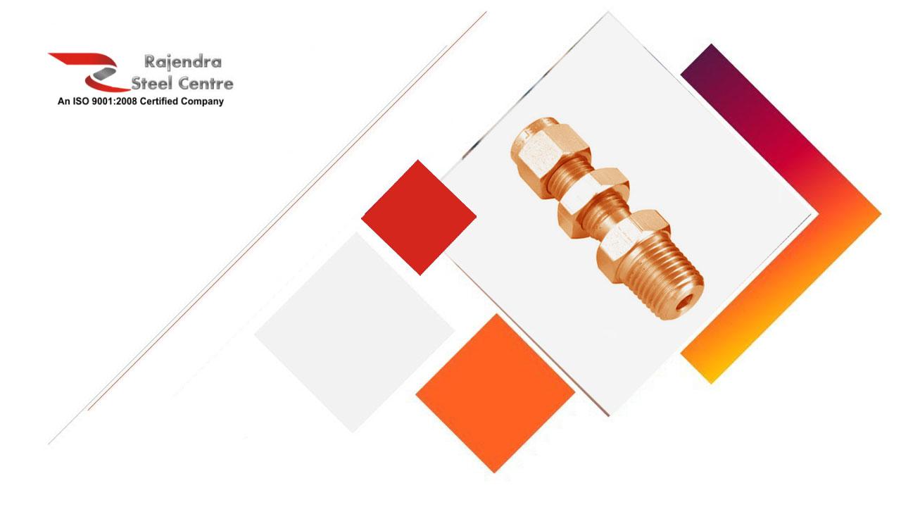 Cupro Nickel Tube Connector