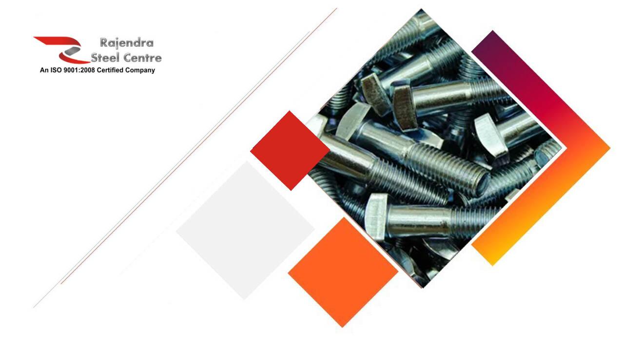 Duplex Steel S32760 Fastners
