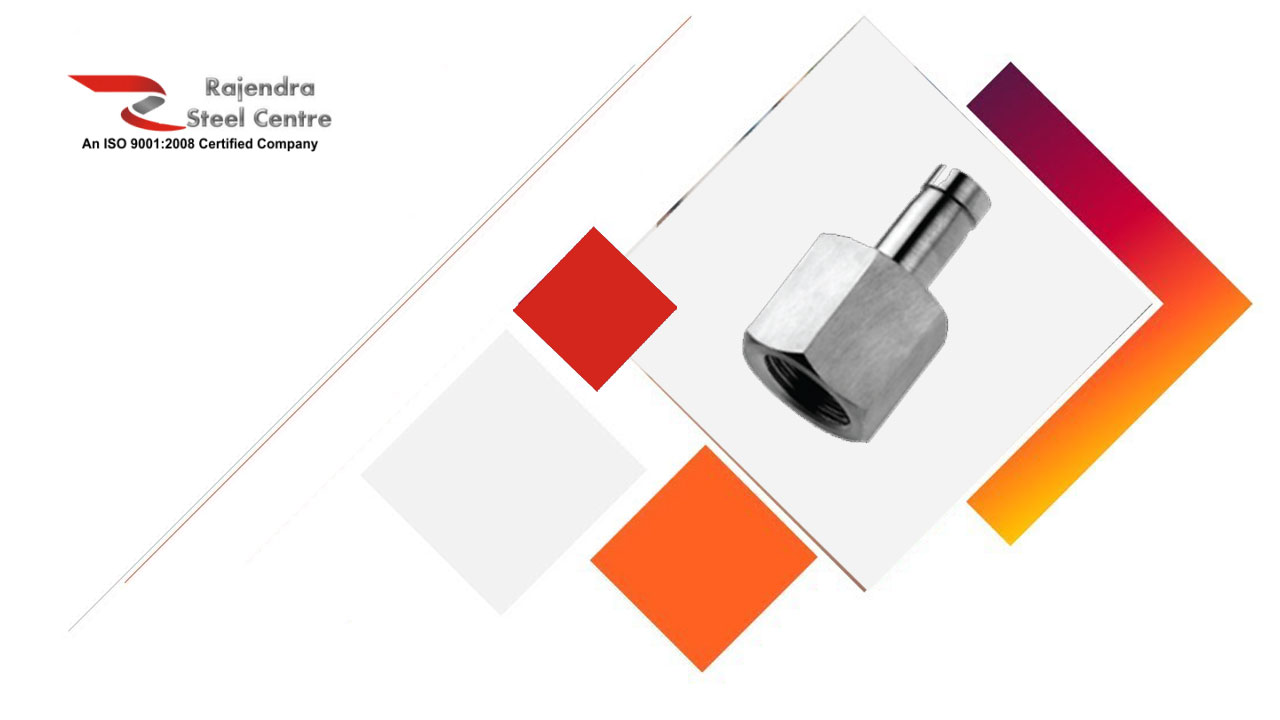 Duplex Steel Adapter