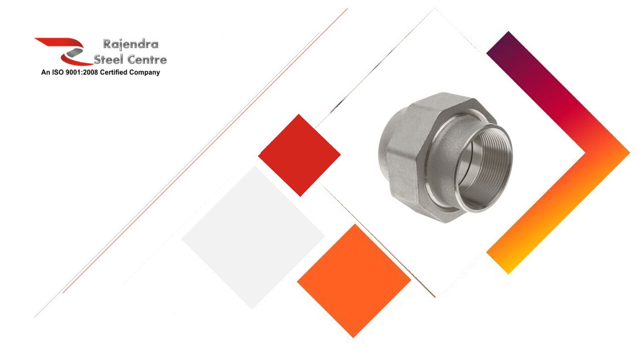Inconel Forged Fitting Union