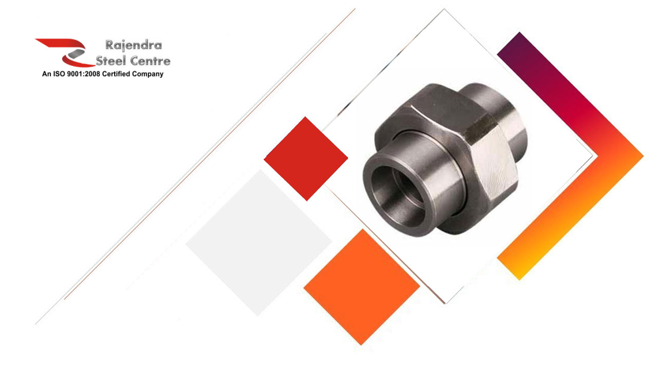 Nickel Alloy Forged Fitting Union