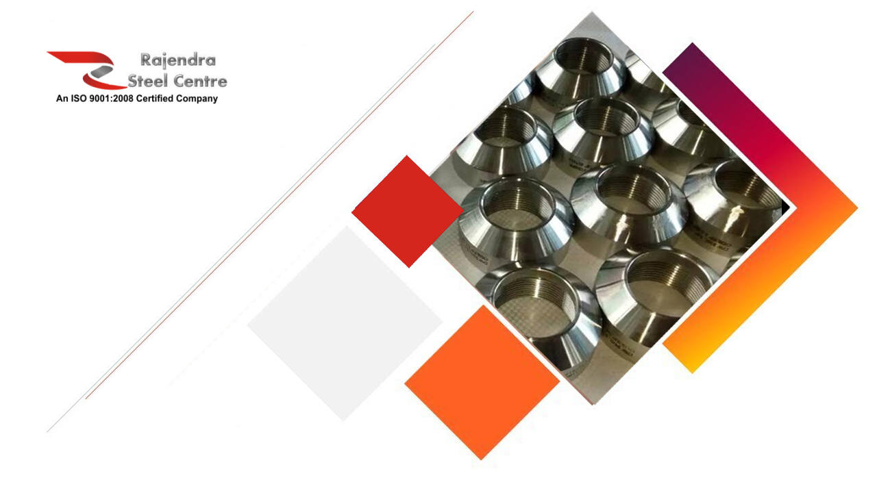 Stainless Steel 304 / 304L / 304H Olets Manufacturer