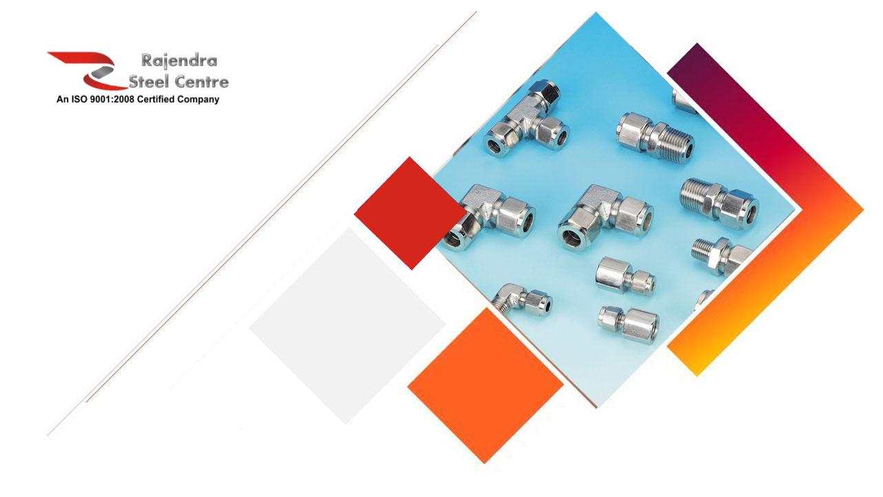 Stainless Steel 316 / 316L / 316H Ferrule Fittings,