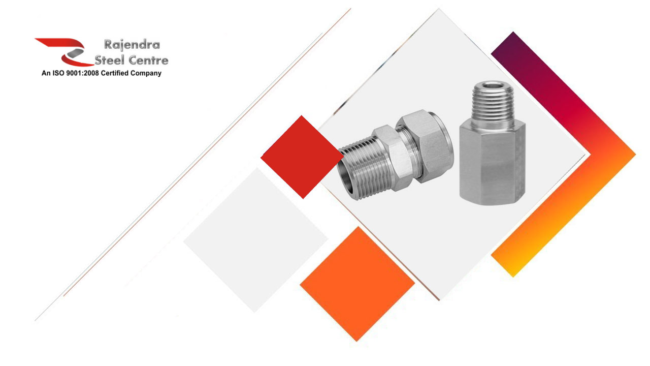 Stainless Steel Tube Adapter