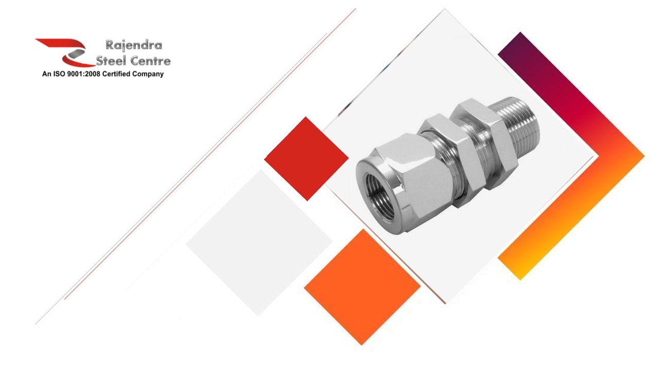 Super Duplex Steel Tube Connector
